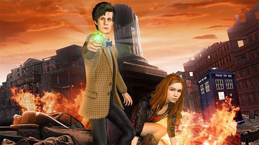 Doctor Who: The Adventure Games – Gameplay