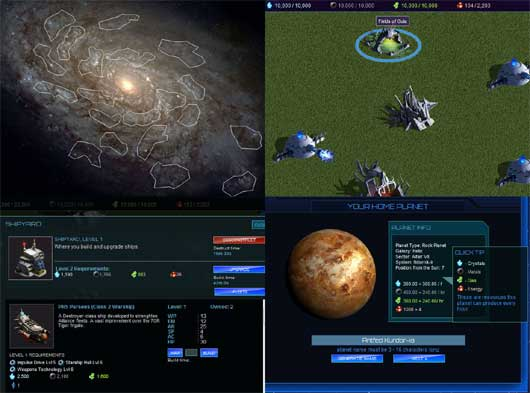 Space Empires: Battle for Supremacy