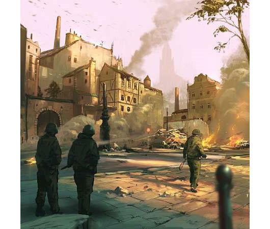 WarStory Europe in Flames