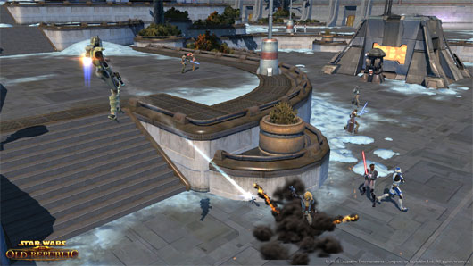Star Wars The Old Republic is looking for Beta Testers