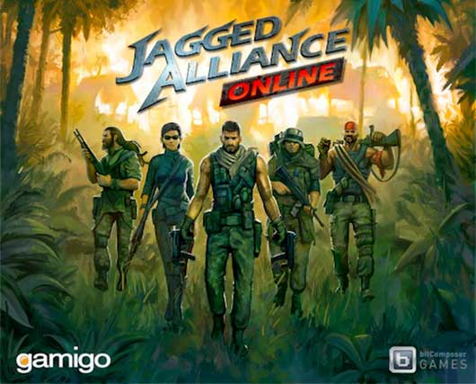Jagged Alliance back in action trailer
