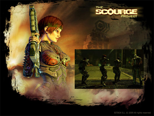 The Scourge Project: Episodes 1 and 2 Demo