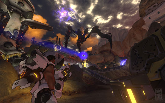 FireFall Preview