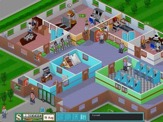 Theme Hospital Remake beta 3