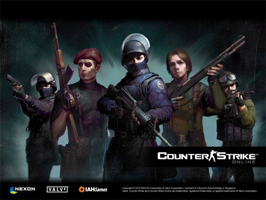 Counter-Strike Online Open Beta
