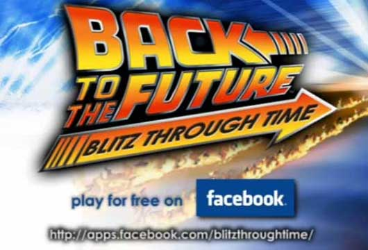 Back to the Future: Blitz Through Time on Facebook