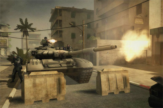 BattleField Play4Free goes Open Beta April 4th