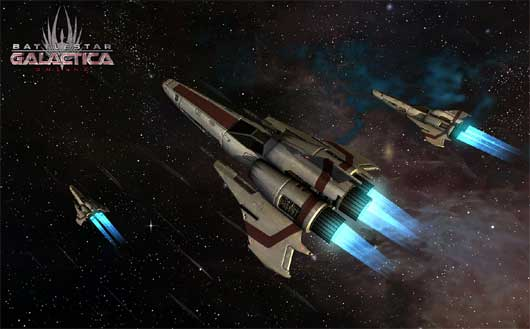 Battlestar Galactica Online coming this December