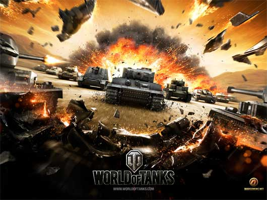 World of Tanks Yankee Tanks