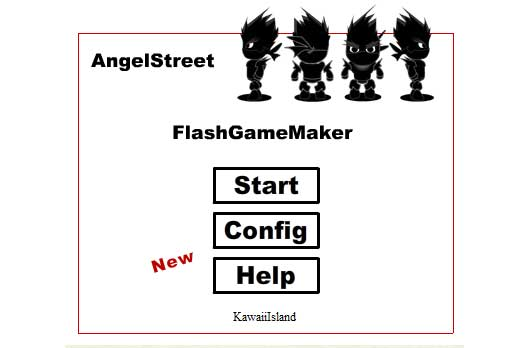 FlashGameMaker