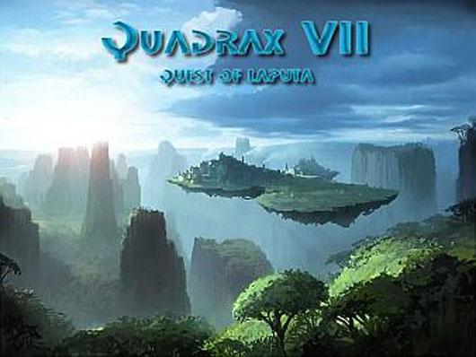Quadrax VII Quest for Laputa