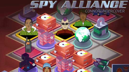Spy Alliance