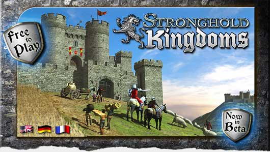 StrongHold KingDoms Open the gates!