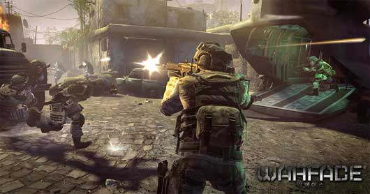 Warface Co-op Gameplay Trailer