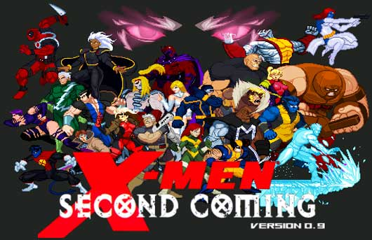 X-MEN Second Coming (Mugen)
