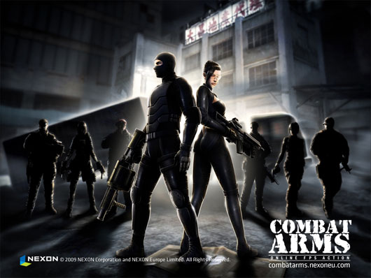 Combat Arms Europe 2nd Anniversary Event