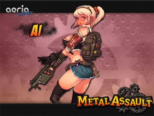 Metal Assault in Open Beta!