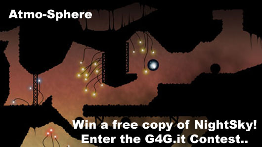 Win a free copy of NightSky!