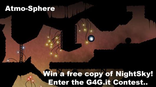 Win a free copy of NightSky!