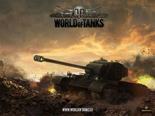 World of Tanks Open Beta Started