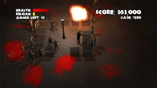 Amazing Zombie Defense PC