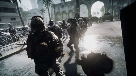 BattleField 3 Gameplay Trailer! (and Screenshots)