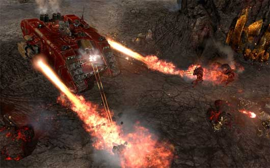 Dawn of War 2 Retribution Beta