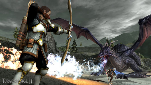 High Resolution Texture Pack for the PC version of Dragon Age II
