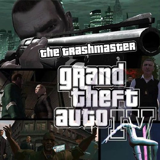 gta 4 trashmaster movie