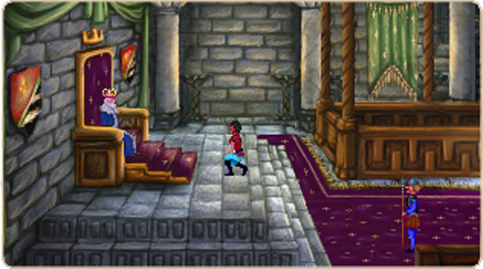 King's Quest I – Quest for the Crown (remake)
