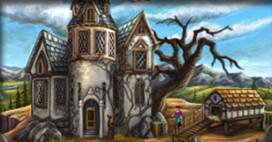 King's Quest III Redux – To Heir Is Human AGDI (remake)