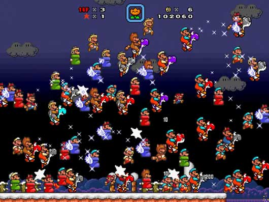 Super Mario Bros X v1.3 and Others