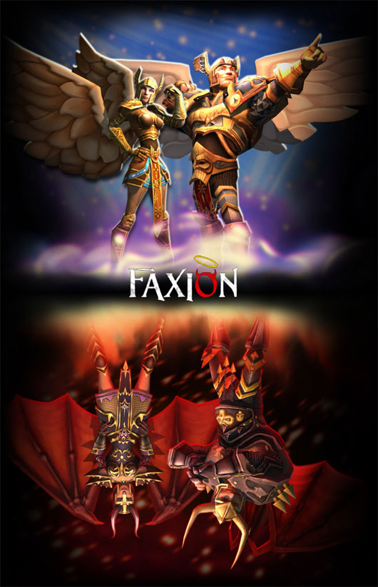 faxion mmo heaven hell