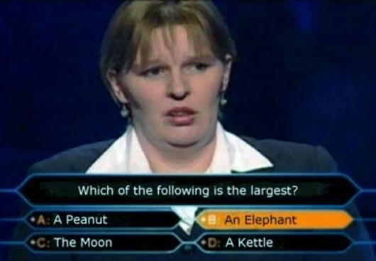 Who Wants to Be a Millionaire (Facebook)
