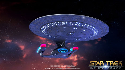 Star Trek meet OGame