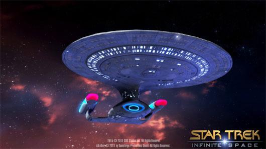Star Trek meet OGame