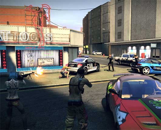 APB Reloaded Launches Open Beta