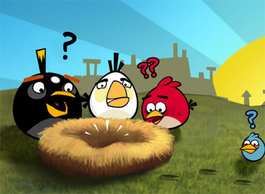Angry Birds Free Web Version