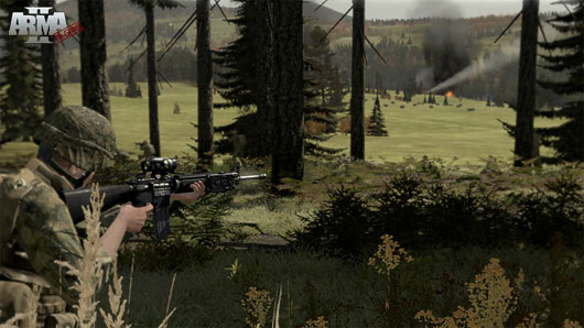 Arma 2: reinforcements features | arma 2 official website.