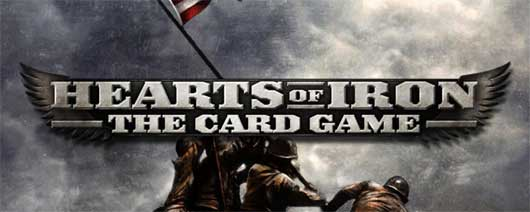 Hearts of Iron The Card Game