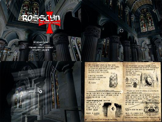 The Rosslyn Adventure v0.1