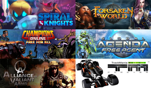 Free-to-Play Games on Steam