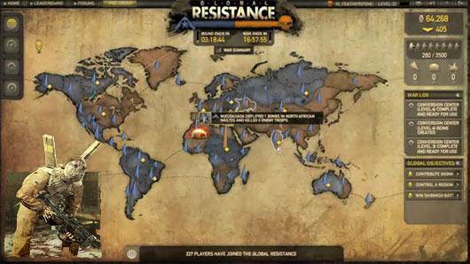 Resistance 3: Global Resistance trailer