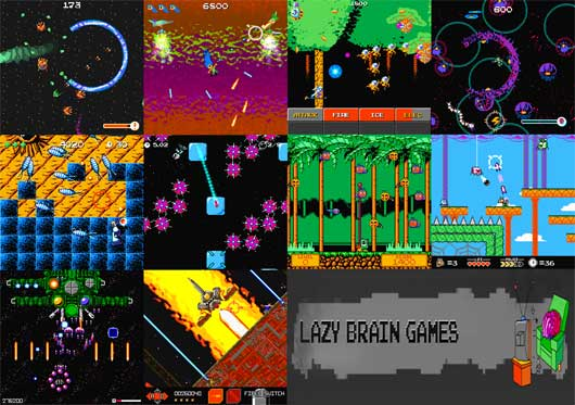 Lazy Brain Games GamesPack 2011