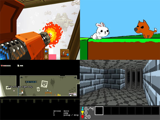 Ludum Dare 21 65 Games in 10 minutes pack