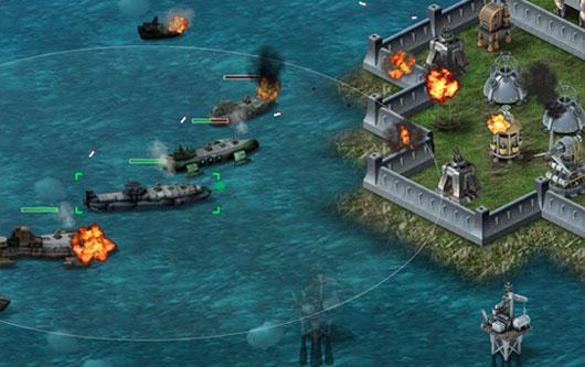 Battle Pirates