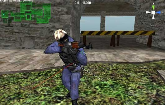 counter strike in browser