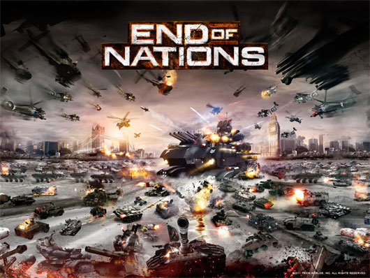 End of Nations Liberation Front forces trailer