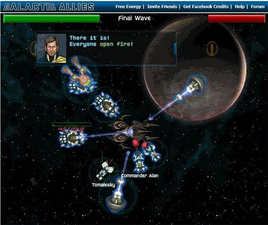 Galactic Allies