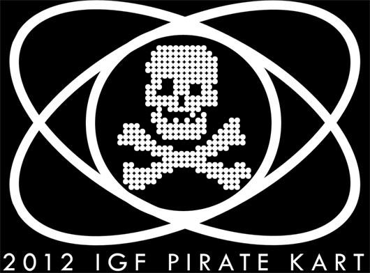 IGF 2012 Pirate Kart